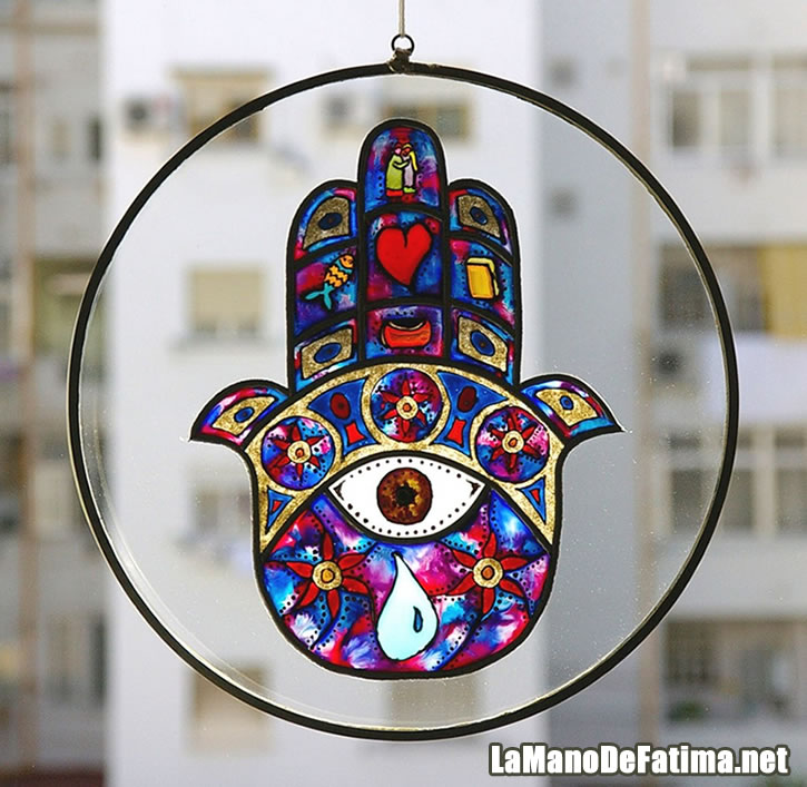 El ojo de fatima historia significado fotos y m s - Como deshacer un mal de ojo ...