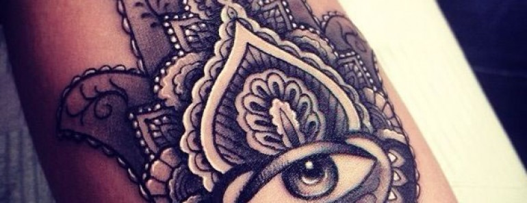 significado de tatuajes de lamano de fatima